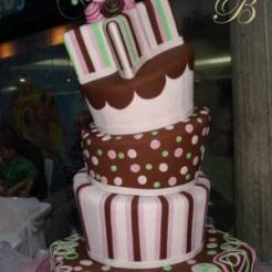 Nuevas tendencias en tortas en Elevación