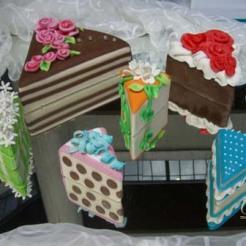 6. Mini Cakes
