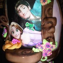 Close up Rapunzel