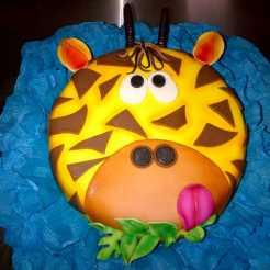 Jirafa Cake