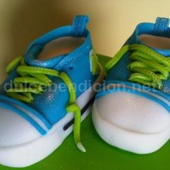 zapatos tenis de bebe