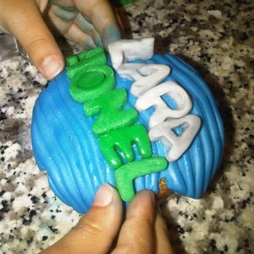 Mini Torta Lionel