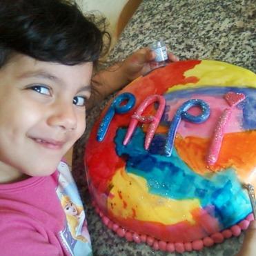 Torta para Papi