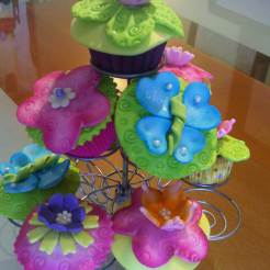 Cupcakes Florales 2